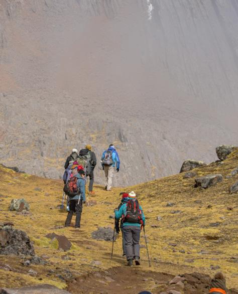 Escalada Andean Lodges