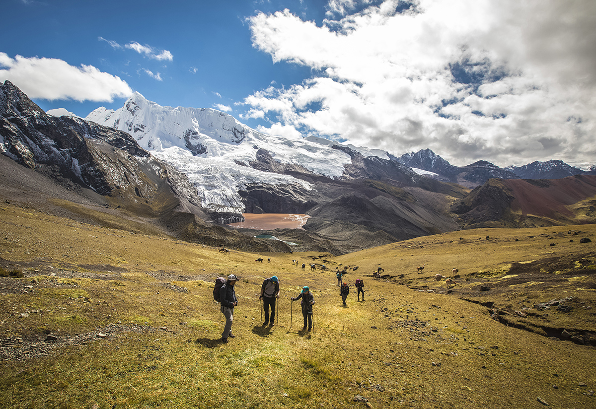 Thumbnail of Live a private and intimate journey on an exclusive Andean Lodges trek