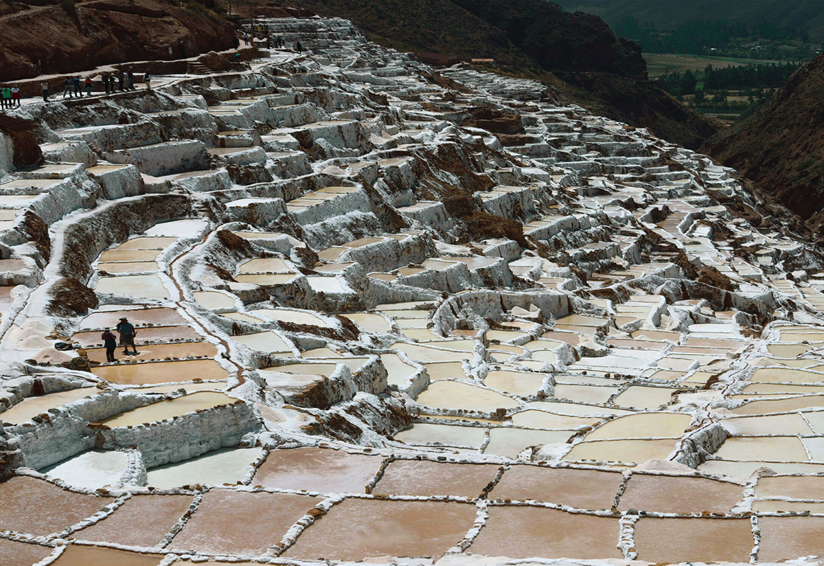 Thumbnail of Maras: Visiting the Inca's Salt Mines