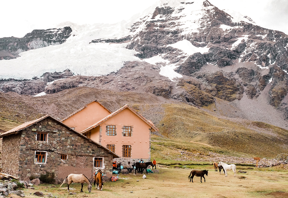 Thumbnail of Any time of year is great for traveling in the Andes!
