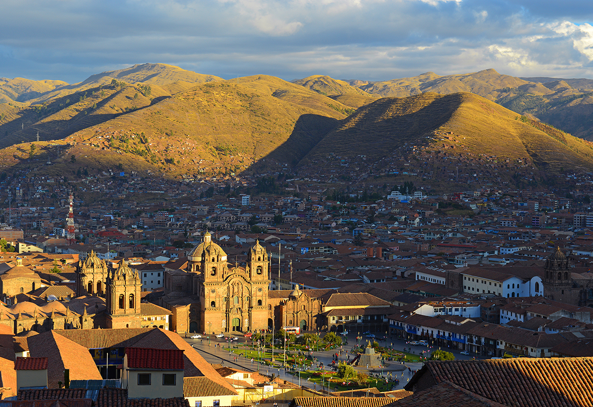 Thumbnail of Cusco: the plentiful land the Incas chose to build their empire